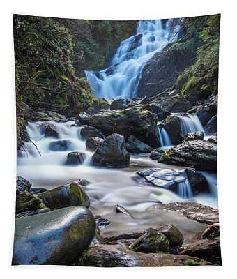 Torc Waterfall Killarney National Park Tapestry