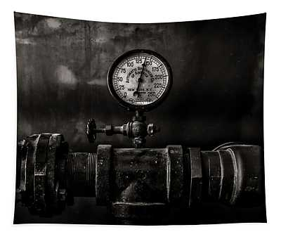 Toronto Distillery District Machinery No 1 Tapestry