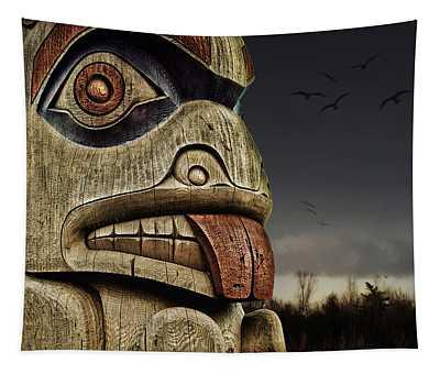 Totem Tapestry