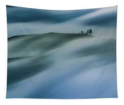 Touch Of Wind Tapestry