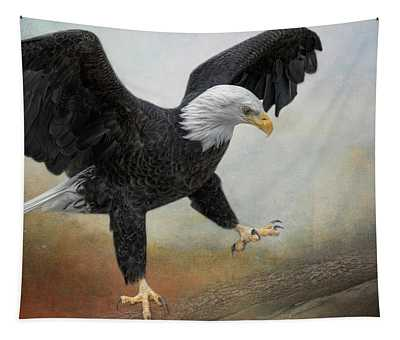 Touchdown  Tapestry