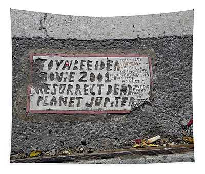 Toynbee Tile Nyc Tapestry