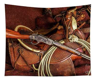 Trail Boss Tapestry