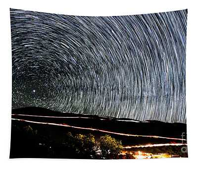 Trail To The Stars Tapestry
