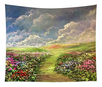 Transcend To Dreams Tapestry