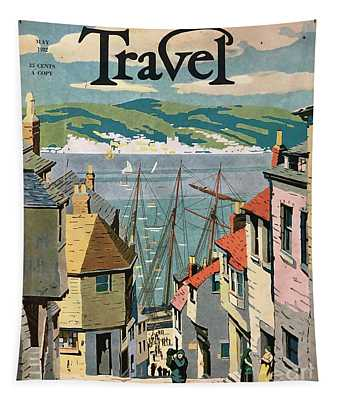 Travel May 1932 Tapestry