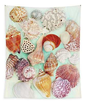 Treasures From The Sea  Tapestry