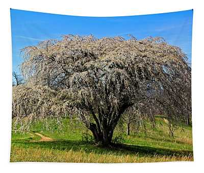 Tree Celebration Tapestry