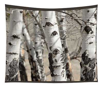 Tree Eyes Tapestry