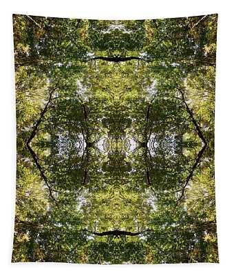 Tree No. 14 Tapestry