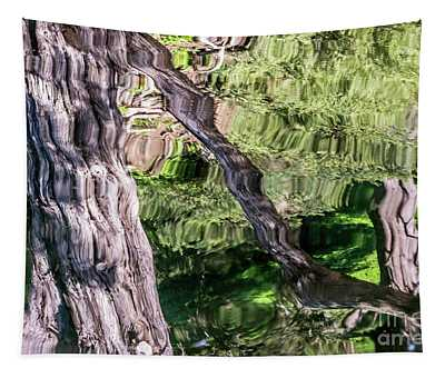 Tree Reflected Tapestry