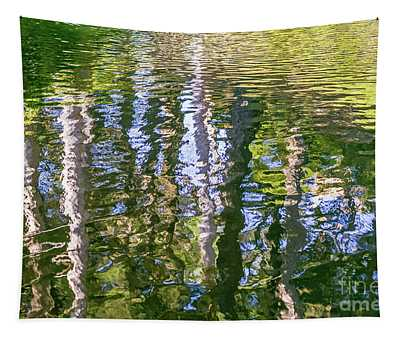 Tree Reflections Tapestry