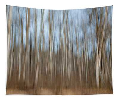Trees In The Forest Tapestry