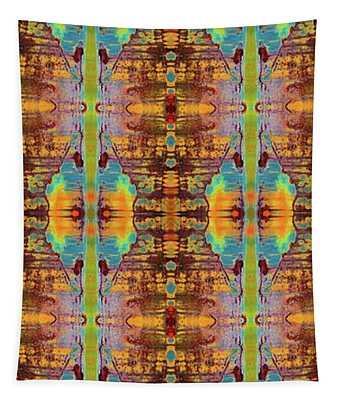 Tribal Dreams Tapestry