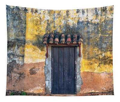 Trinidad Door Tapestry