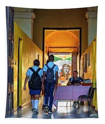 Trinidad School Tapestry