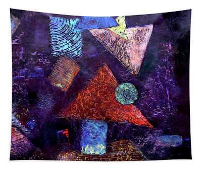 Trio Triangles  Tapestry