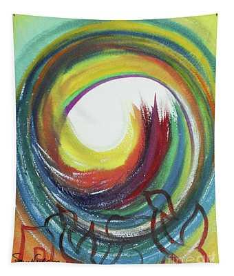 Tsimtsum Tapestry