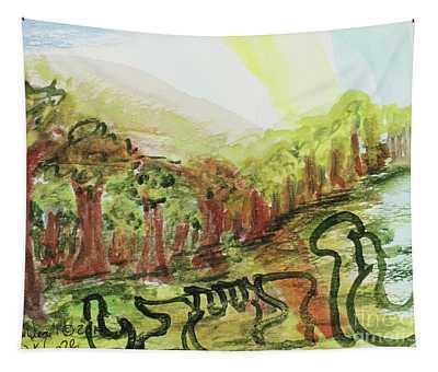 Tu Beshvat  Tbsv2 Tapestry