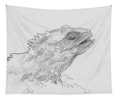 Tuatara Tapestry