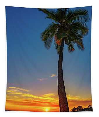Tuesday 13th Sunset Tapestry