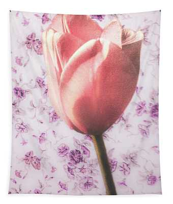 Tulip Contrasted Tapestry