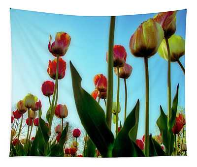 Tulip Holland Michigan 85 Tapestry