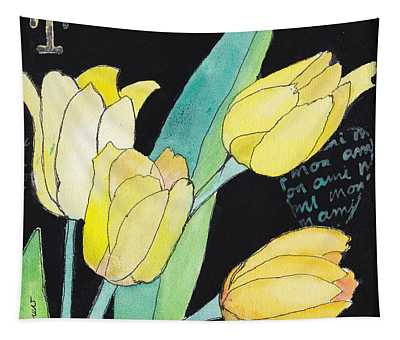 Tulips Tapestry