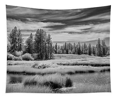 Turnbull State Park II Tapestry