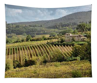 Tuscan Valley Tapestry