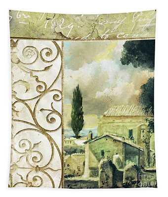 Tuscany Autumn IIi Tapestry