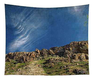 Tuscon Clouds Tapestry