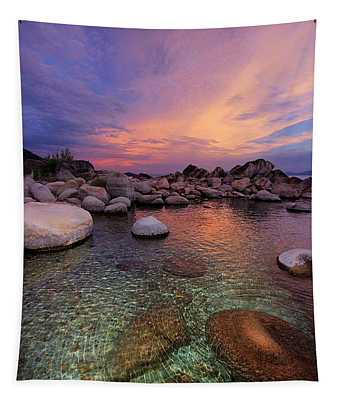 Twilight Canvas  Tapestry
