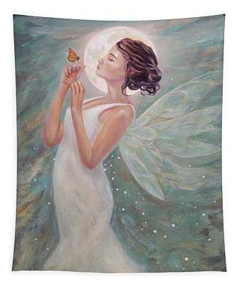 Twilight Summer Dream Tapestry
