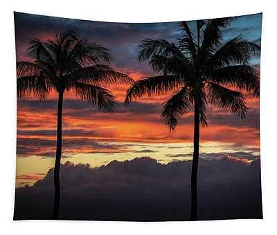 Two Coconuts Tapestry