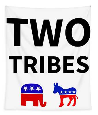 Two Tribes Tapestry