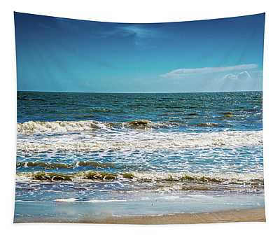 Tybee Tides Tapestry