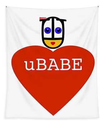 uBABE Love Tapestry