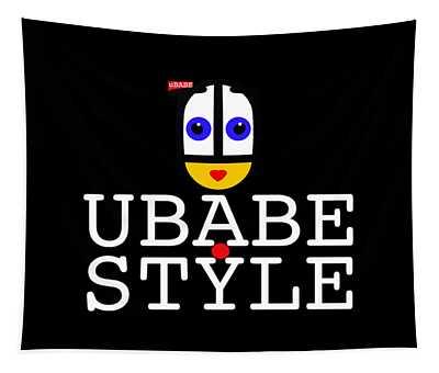 Ubabe Style Url Tapestry