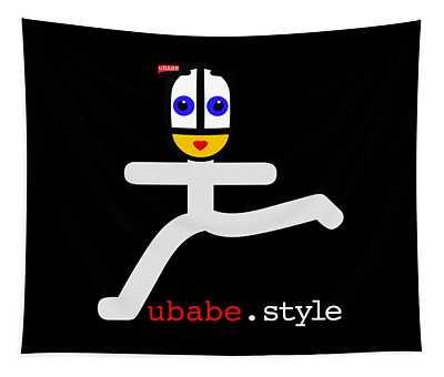 Ubae Style Runner Tapestry