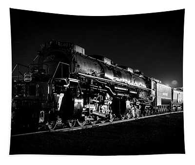 Union Pacific Big Boy Tapestry