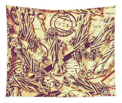 United Post Tapestry