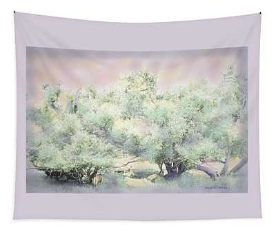 Until The Cows Come Home Tapestry
