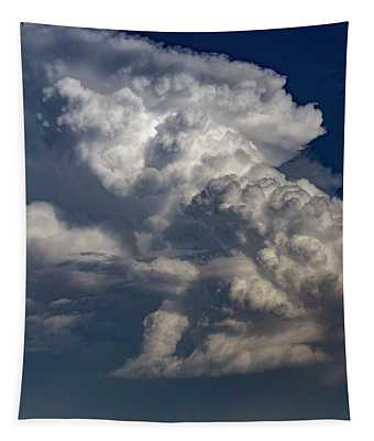 Updrafts And Anvil 008 Tapestry