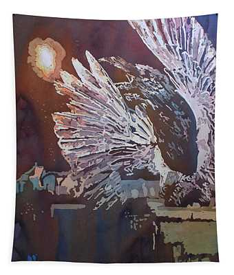 Urban Flight Tapestry