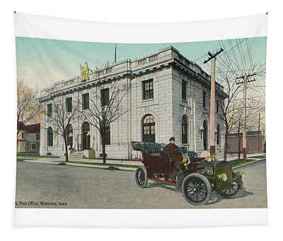 Usps Waterloo Iowa Tapestry
