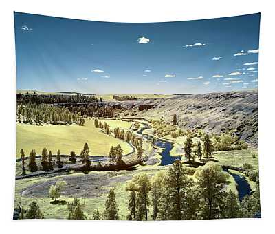 Valley In Hidden Palouse Tapestry