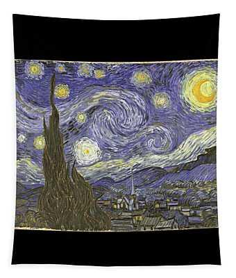 Van Goh Starry Night Tapestry