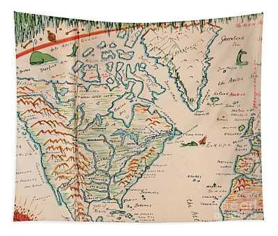 Van Loon's Canada Tapestry