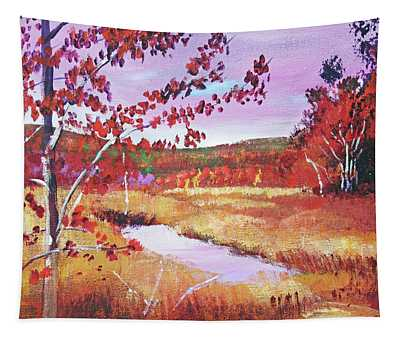 Vermont Creek Tapestry